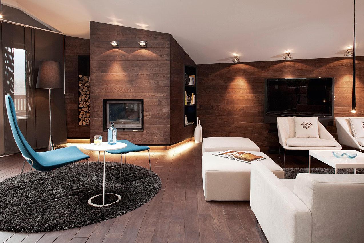 Loft Interior Design Loft In Bansko  Fimera Design